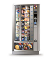 Fresh Food Vending Machine